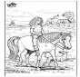 A cheval 5