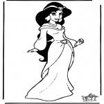 Personnages de bande dessinée - Aladdin 9