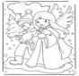 Ange et garçon