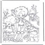 Personnages de bande dessinée - Arthur et les Minimoys 2