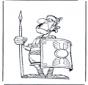 Astérix le soldat romain