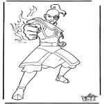 Personnages de bande dessinée - Avatar 4