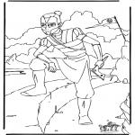 Personnages de bande dessinée - Avatar 6