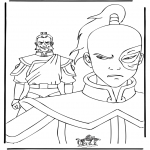 Personnages de bande dessinée - Avatar 7