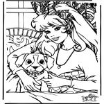 Personnages de bande dessinée - Barbie 10