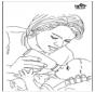 Bébé et la mère 1