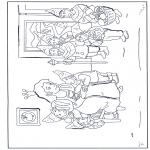 Personnages de bande dessinée - Blanche-Neige 14