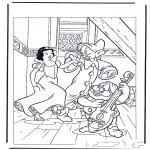 Personnages de bande dessinée - Blanche-Neige 6