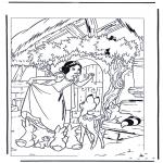 Personnages de bande dessinée - Blanche-Neige 7