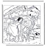 Personnages de bande dessinée - Blanche-Neige 8