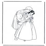 Personnages de bande dessinée - Blanche-Neige12