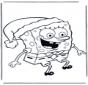 Bob l'éponge 'bonnet de Noël'