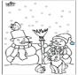 Bonhomme de neige 3