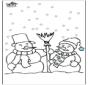 Bonhomme de neige 4