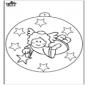 Boule de Noël - Ange 2