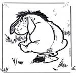 Personnages de bande dessinée - Bourriquet