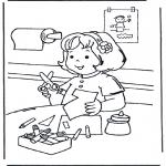 Coloriages pour enfants - Bricolage