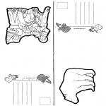Bricolage coloriages - Cartes 4