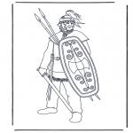 Coloriages faits divers - Celte