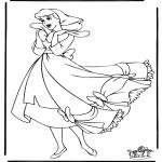 Personnages de bande dessinée - Cendrillon 13