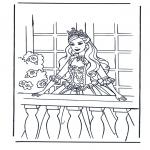 Personnages de bande dessinée - Cendrillon 4