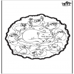 Mandala - Chats - mandala