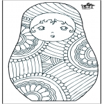 Coloriages faits divers - Coloriage adulte 4