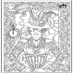 Coloriages faits divers - Coloriage adulte 5
