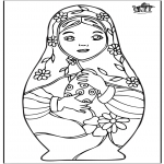 Coloriages faits divers - Coloriage adulte 9