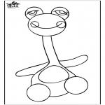 Coloriages pour enfants - Colorie les jouets 3