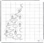 Copier l'arbre de Noël