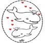Dessin à piquer - Saint-Valentin 4