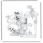 Personnages de bande dessinée - Diddl 33