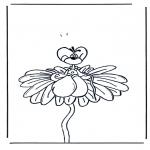Personnages de bande dessinée - Diddl 6