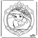 Personnages de bande dessinée - Disney ' Princesse Ariel