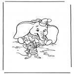 Personnages de bande dessinée - Dombo 3