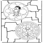 Mandala - Duo mandala 8