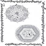 Mandala - Duo mandala 9