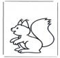 écureuil 1