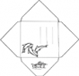 Enveloppe dauphin