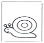 Escargot pour les petits