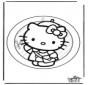 Fenêtre pendentif de Hello Kitty