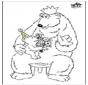 Fête des Pères - Ours