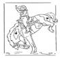 Fille à cheval 2