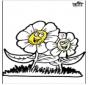 Fleurs de printemps 3