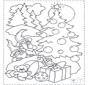 Gnomes et arbre de Noël
