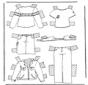 habits de poupée à habiller 2