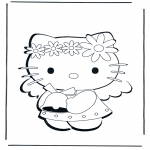 Personnages de bande dessinée - Hello Kitty 1