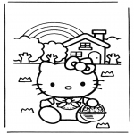Personnages de bande dessinée - Hello Kitty 10