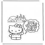 Personnages de bande dessinée - Hello Kitty 11